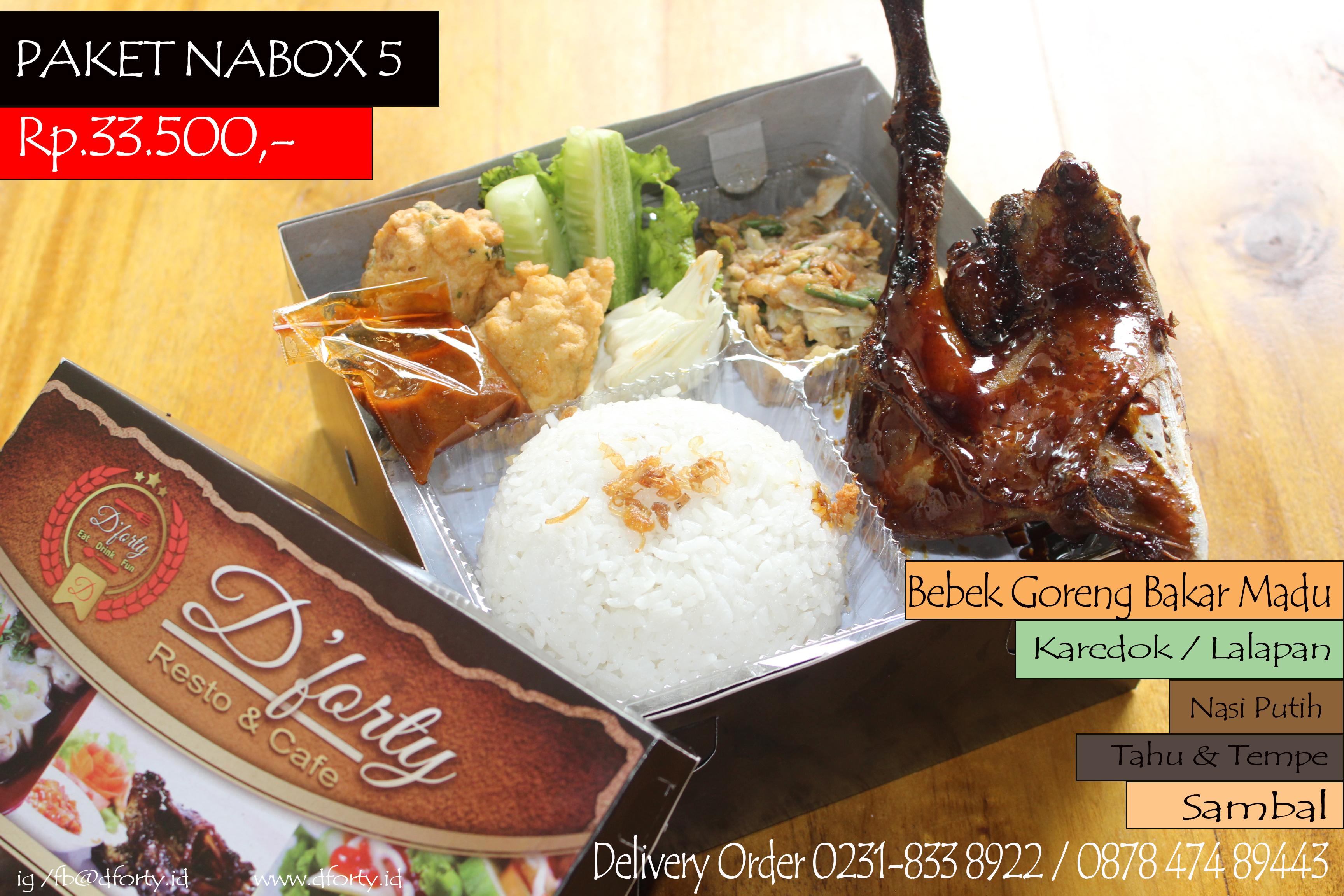 Nasi Box Cirebon