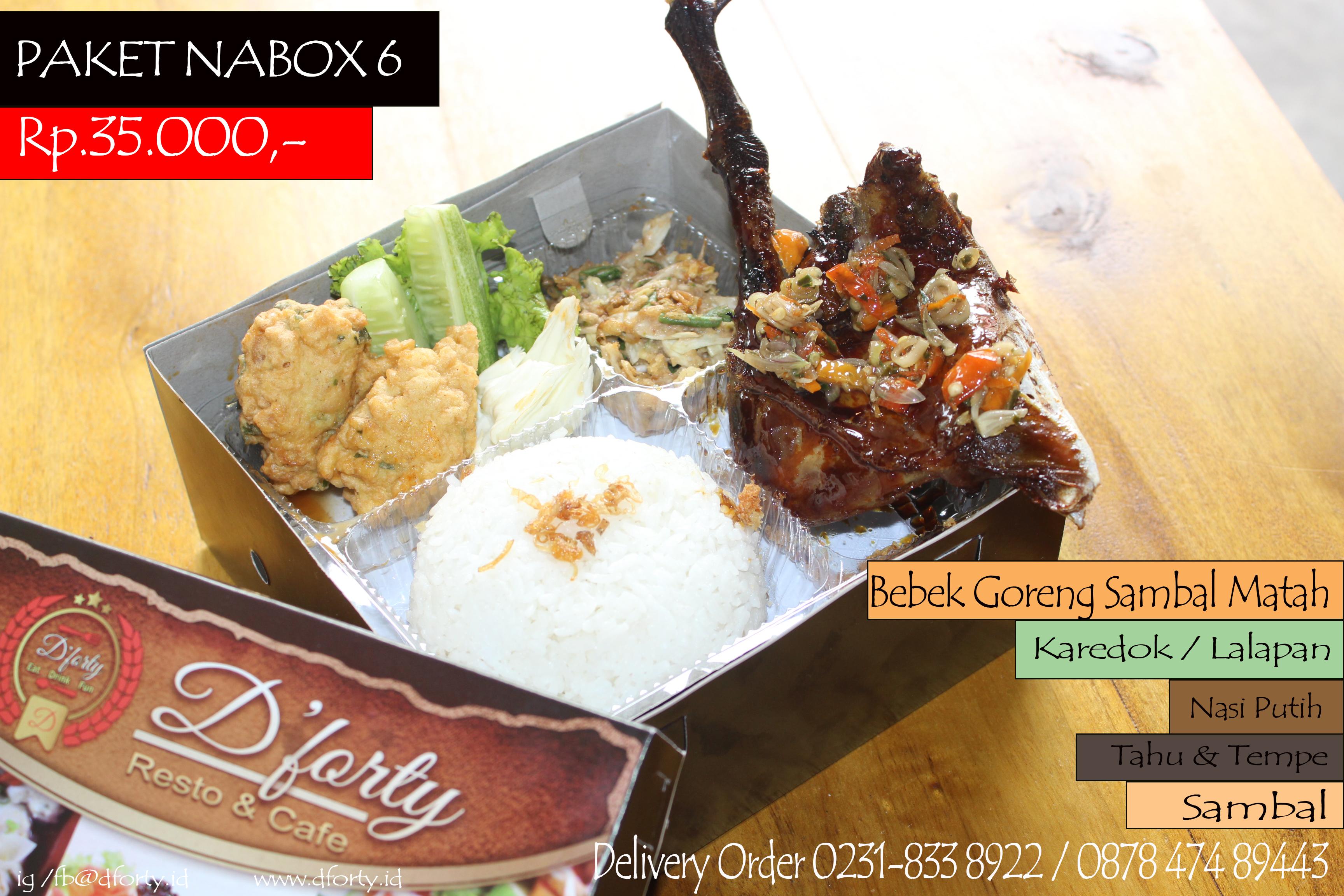 Nasi Kota Cirebon Murah