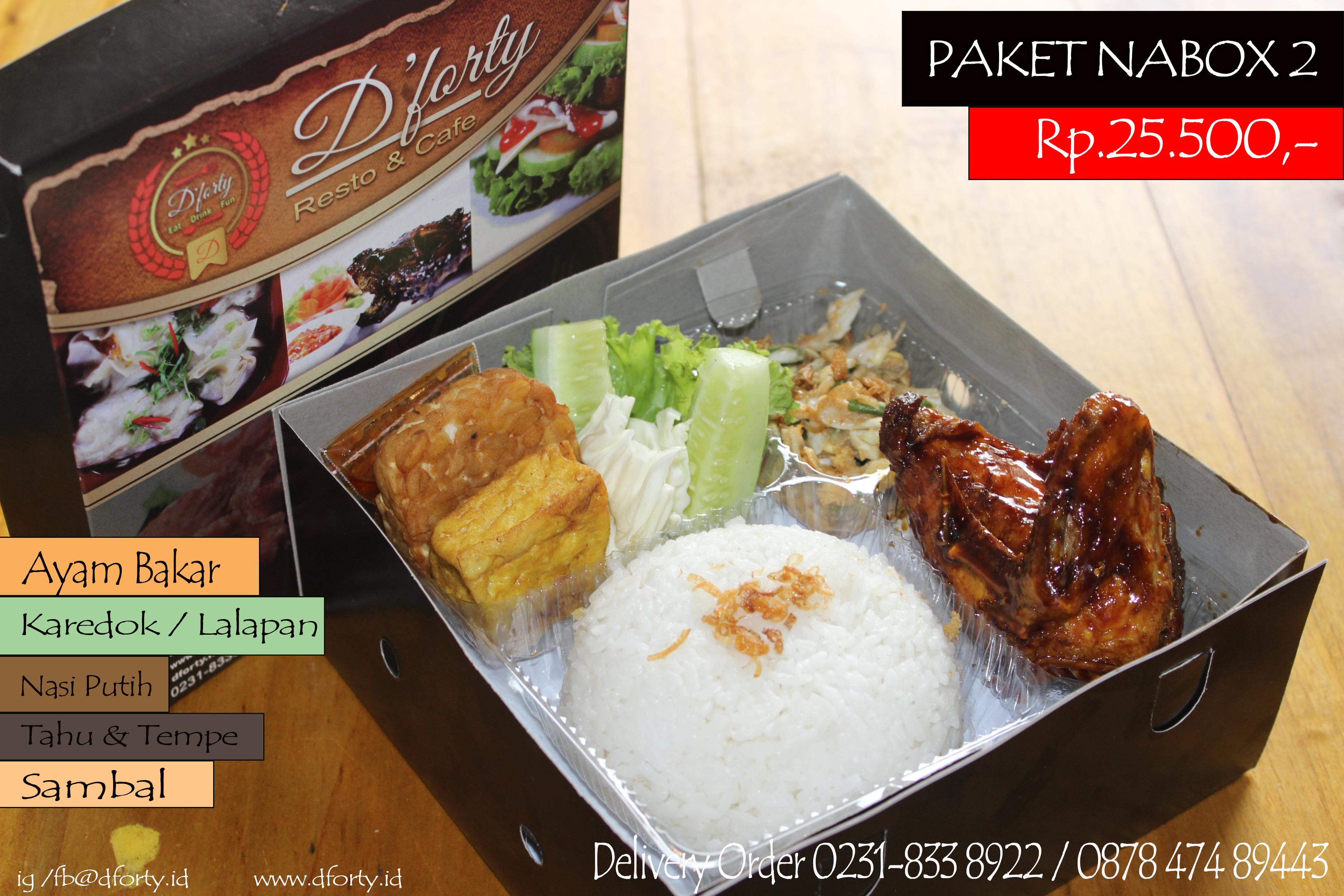 Nasi Kotak Cirebon